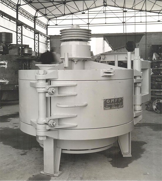 aggregate processing machines