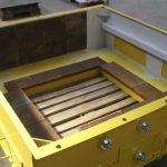 Vasca di raccolta mulino a martelli PZ TC