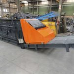 vibrating screens for sand and aggregates