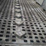 vibrating screens rubber panels